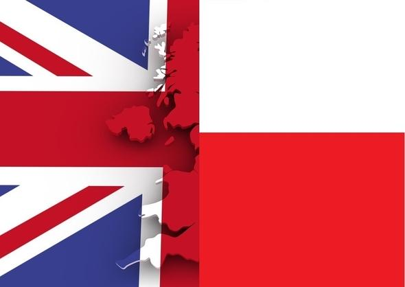 Przelewy do Polski z Wielkiej Brytanii