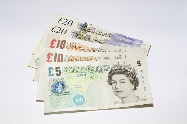 Funty banknoty